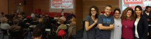 Il team di Coworking Urbino al CowoShare