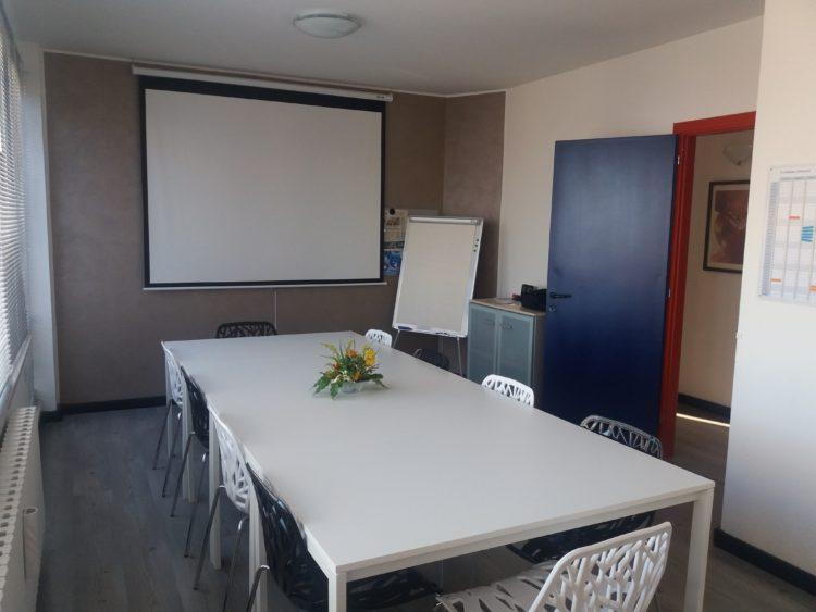 Sala Riunioni Urbino Coworking