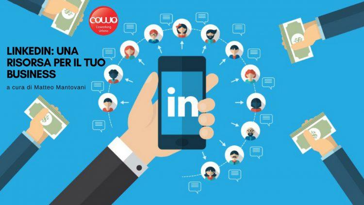 Linkedin come si fa: il corso di Coworking Urbino