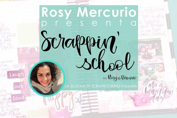 Rosy Mercurio fondatrice della scrappin' school a coworking urbino