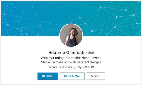 Urbino Coworking: Beatrice Giannotti su Linkedin