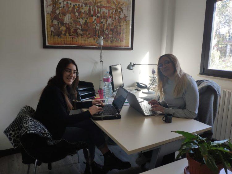 amicizie a coworking urbino